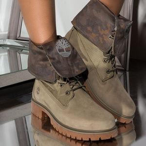 Timberland Jayne Waterproof Gaiter Boots
